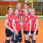 Die erfolgreiche Damen-Mannschaft